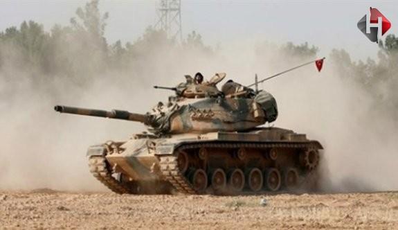 Türk tankına saldırı! 3 asker şehit oldu