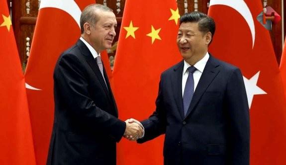 Türkiye ve Çin 3 konuda anlaşma sağladı
