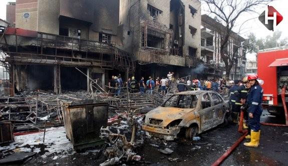 Üç ayrı yerde intihar saldırısı: 10 ölü, 27 yaralı
