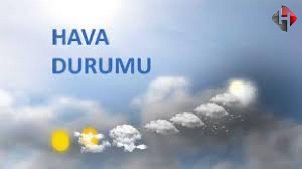 24 Ekim 2016 yurtta hava durumu