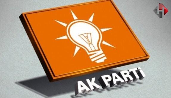 AK Parti il yönetimi istifa etti