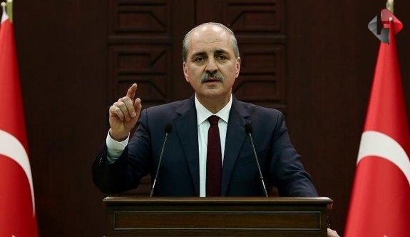 Başbakan Yardımcısı Numan Kurtulmuş: Bu menfur saldırıların hesabı sorulacaktır