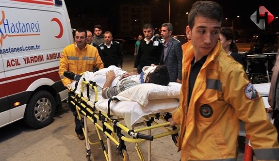 Bursa da Yine Kaza Yaşandı Ölü Ve Yaralılar Var