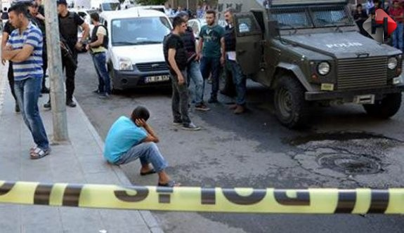 Diyarbakır'da Hain Saldırı: 1 Polis Yaralı