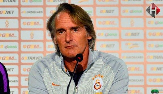 Galatasaray Dersim'i 5 Golle geçti