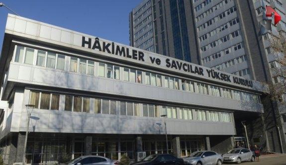 HSYK'da Bylock kullanan 184 hakim açığa alındı