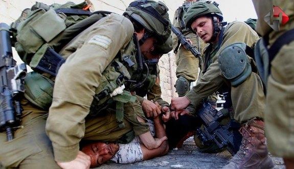 İsrail polisi 31 filistinliyi gözaltına aldı!