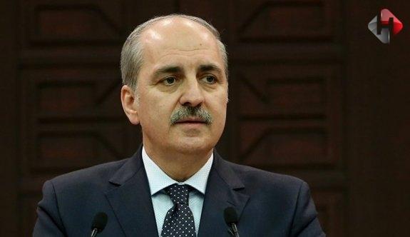 Kurtulmuş'tan  Abd Savunma Bakanına : Gereği sahada da yapılmalı
