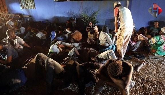 Libya'da tekne faciası: 30 ölü