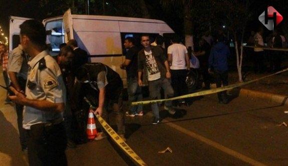 Mersin'de sivil polislere hain saldırı!