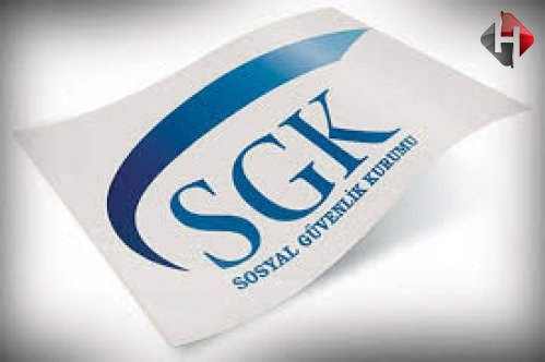 SGK'da Değişiklik!..Bugünden sonra..