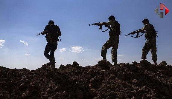 Sınırda Çatışma 3 terörist daha etkisiz hale getirildi