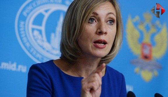 Zaharova: CNN'in söylediğinin aksine Dışişleri sitesi hiçbir zaman hacklenmedi
