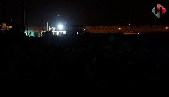 Zaytouna gemisindeki 11 aktivist kadın gözaltında!