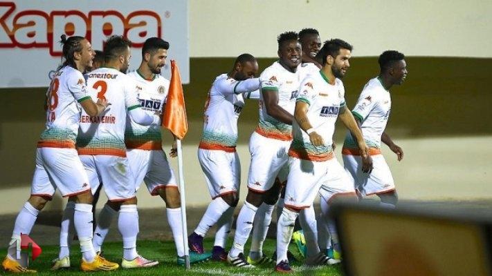 Alanyaspor 3-0 Kayserispor