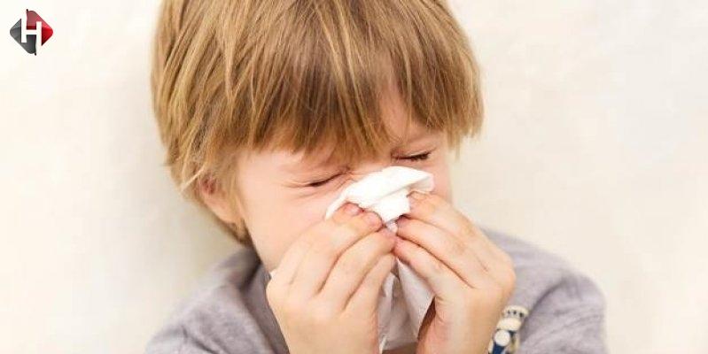 Çocuklarda ve Yetişkinlerde Her Türlü Gribal Enfeksiyona Karşı Dikkat!