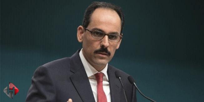 Cumhurbaşkanlığı Sözcüsü Prof. Dr. İbrahim Kalın: Skandal Bir Karar!