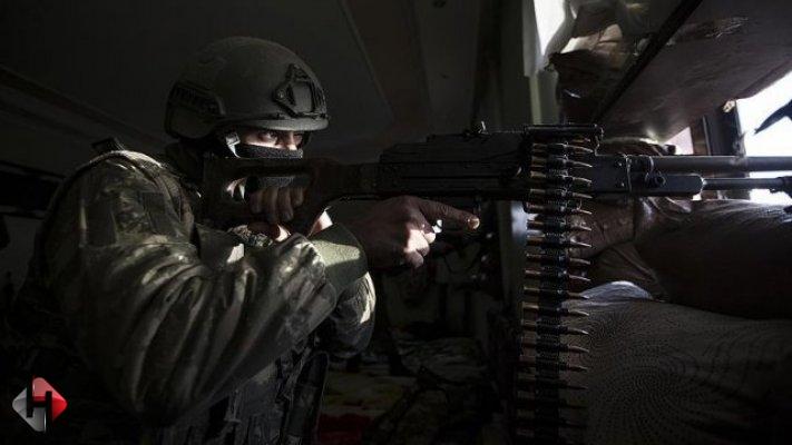Diyarbakır'da 4 terörist öldürüldü!