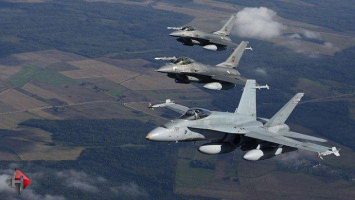 Kanada savaş uçaklarının ömrü bitmek üzere