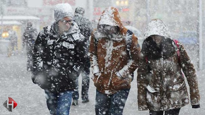 Meteoroloji Genel Müdürlüğü: Hava Durumu Düşecek!