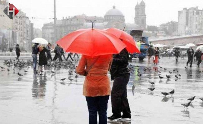 Meteoroloji Genel Müdürlüğü: Havalar Çarşamba Günü Donduracak!