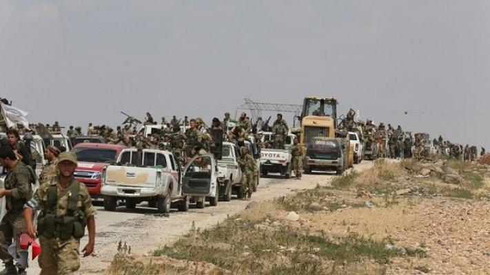 Özgür Suriye Ordusu Münbiç-Bab yolunu kapattı