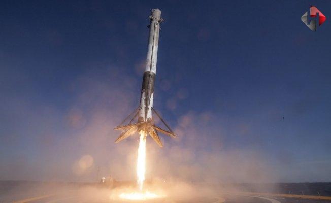SpaceX: Amerika'dan İzin Talep Ediyoruz