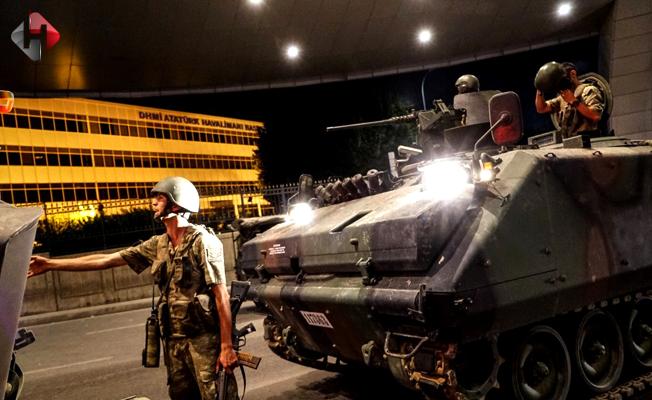15 Temmuz'a ilişkin Ankara Başsavcılığı'ndan FETÖ iddianamesi hazır!
