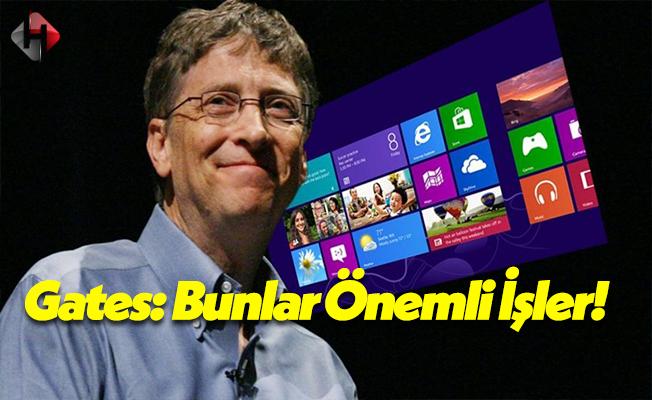 Bill Gates: Bu İşler Geleceğin Meslekleri Olacak!