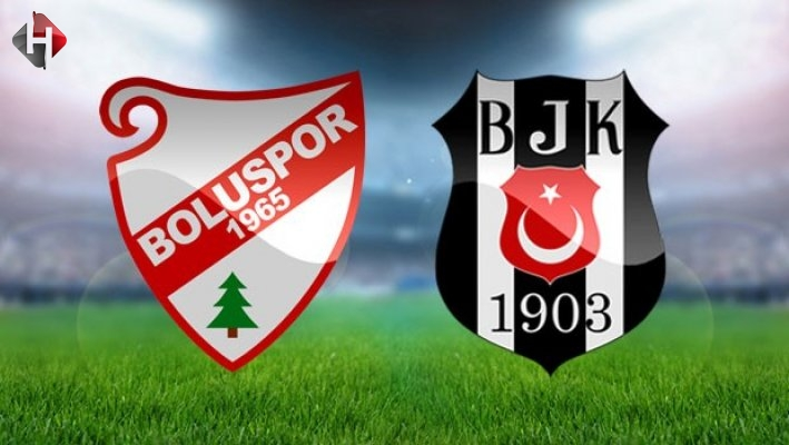 Boluspor 1-1 Beşiktaş / Türkiye Kupası Geniş Özet
