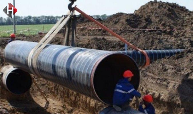 Dev doğalgaz projesi TBMM tarafından onaylandı