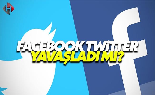 Büyükelçi saldırısı sonrası Facebook Twitter Instagram ve tüm internet yavaşladı!