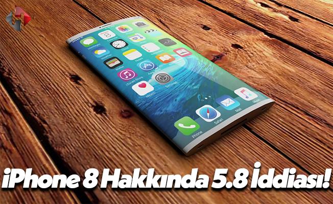 iPhone 8 Modellerinin Ekran Boyutu Ne Kadar Olacak?