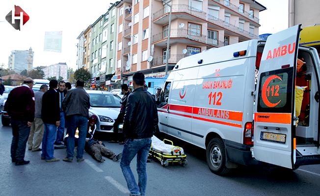 İstanbul'da Korkunç Kaza anı !