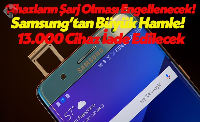 Samsung ''El Mi Yaman, Bey Mi Zaman?'' Dedi ve Note 7 İçin Harekete Geçti