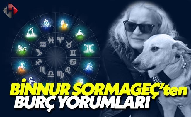 Ünlü Astrolog Binnur Sormageç, Haberin Gündemi Ailesi'ne Katıldı.