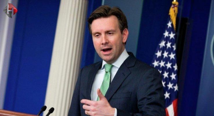 Amerika Beyaz Saray Sözcüsü Josh Earnest: Erdoğan'ın Açıklamalarını Okumadım!