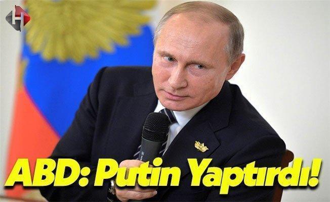 Amerika Harekete Geçti: Siber Saldırı Emrini Putin Verdi!