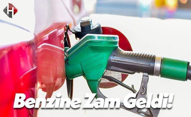 Beklenen Oldu: Benzine 7-8 Kuruş Zam Yolda!