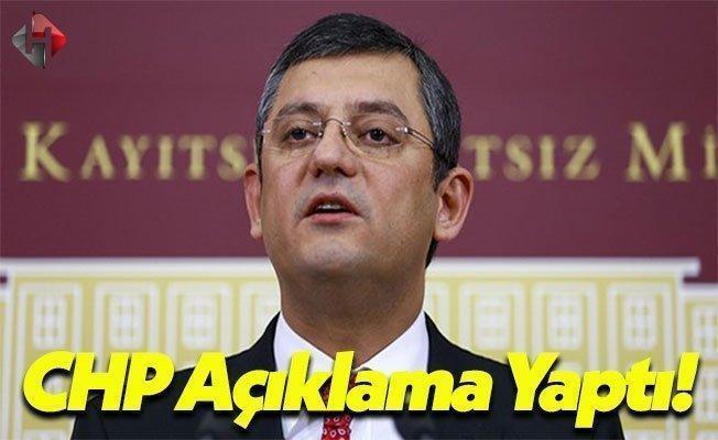 CHP Grup Başkanvekili Özgür Özel'den Yeni Anayasa Açıklaması!