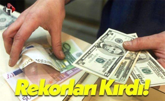 Dolar Bu Kez Kriz Seviyesine Yükseldi!