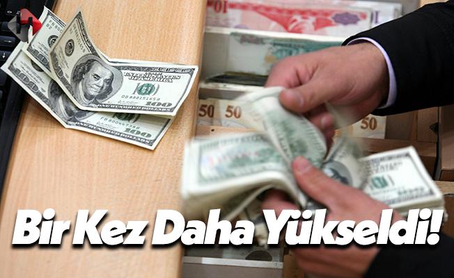 Dolar Kademeyi Bir Kez Daha Aştı!