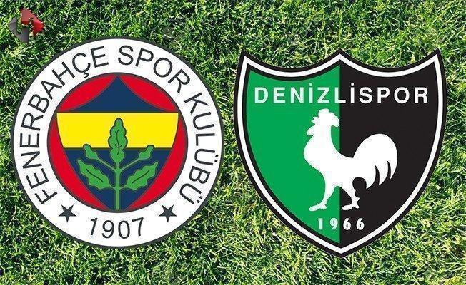 Fenerbahçe Denizlispor 5-1 Hazırlık Maçı Geniş Özeti