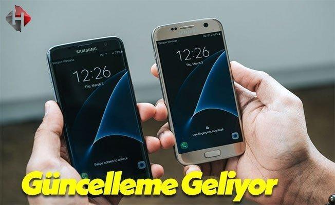 Galaxy S7 Edge ve Galaxy S7 İçin 7.0 Güncellemesinin Tarihi Belli Oldu!