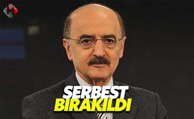 Gazeteci Hüsnü Mahalli Özgür