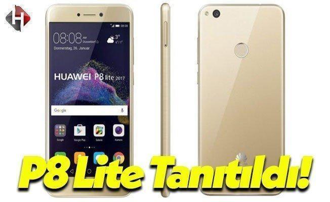 Huawei P8 Lite'ın Özellikleri ve Fiyatı!
