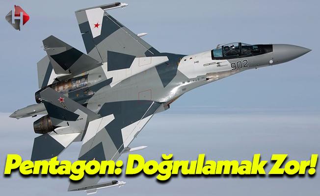 Pentagon: Kaç DEAŞ Militanı Öldü Doğrulamak Kolay Değil!