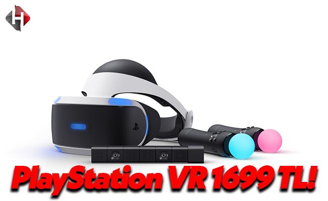 PlayStation VR Türkiye'de Ne Kadar Fiyatla Satışa Sunulacak?