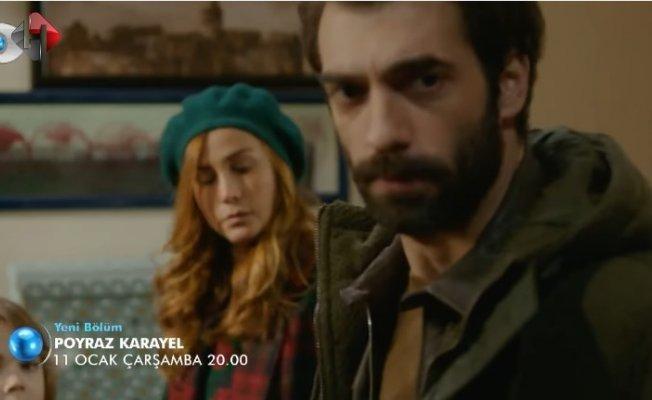 Poyraz Karayel 76. Bölüm Fragmanı 11 Ocak Kanal D Son Bölüm