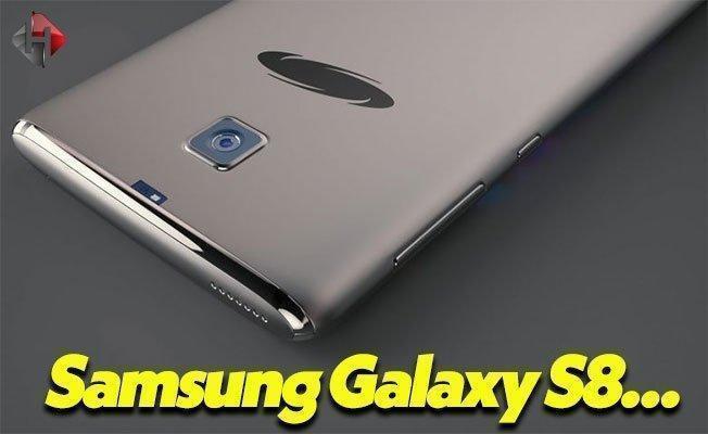 Samsung Galaxy S8 Hakkında Flaş İddia!